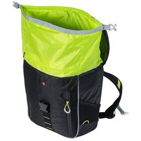 Basil Miles Backpack 17l, Northern Lights black lime